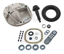 "1986-2014 Mustang 8.8"" 4.10 Ring & Pinion Rear Axle Girdle Cover & Install Kit"