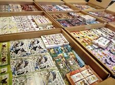 NEW!Wholesale 53 diff sheets Butterflies,Pope,Dogs,Cats,Cars,Ships FREE SHIPPING