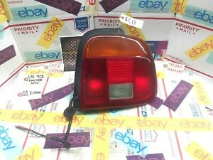 SUZUKI ESTEEM 1995-2002 REAR RIGHT PASSENGER'S SIDE TAIL LIGHT TAILLIGHT + WIRE!