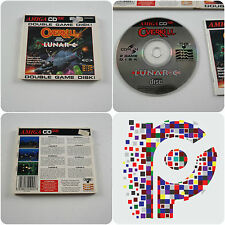 Overkill & Lunar-c for the Amiga CD32 Console tested & working