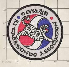 Ki Taekwondo Association Patch