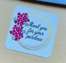Thank you for your purchase small business/labels/stickers/postage