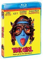 Tank Girl [2 Discs] [Blu-ray/DVD] (2013, REGION A Blu-ray New)