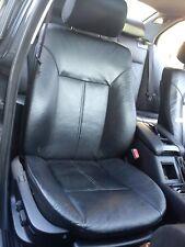 BMW 5er E39 Limo, el.Lederausstattung, Schwarz, Sitzheizung, Umklappbar, Memory