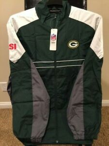 Green Bay Packers Windbreaker New Listing Blowout Sale XL ONLY!! TRENDING