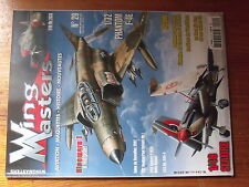 $$2 Revue Wing Masters N°29 Hipomaru  Seafire  Phantom F-4E  Fleet Air Arm