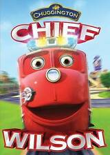 Chuggington: Chief Wilson, New DVDs