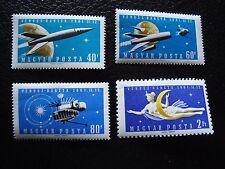 HONGRIE - timbre yvert et tellier n° 1433 a 1436 n** (C5) stamp hungary