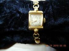 Vintage  Girard Perregaux Ladies 14K  solid Gold Watch Model B-1492