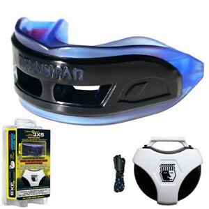 Brain Pad 3XS Protective Gel Mouth Guard - Morgan Sports **FREE DELIVERY**