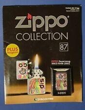 Original Zippo Collection Sturmfeuerzeug Nr.87 DISCO FEVER (2003) Sammlung OVP