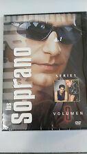 LOS SOPRANO TEMPORADA 1 EPISODIOS 5-6 HBO DVD NUEVO PRECINTADO NEW SEALED