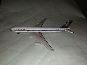 Vintage Dai Cast Jet Airways PLANE Model Airbus A340 Toy Unmarked ##2