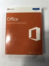 Microsoft Office Home & Student 2016 Windows 1 Pc - Sealed Product Key Inside.