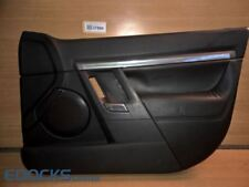Door Card Panel Front Right Leather Aluminium Vectra C Signum Facelift Vauxhall