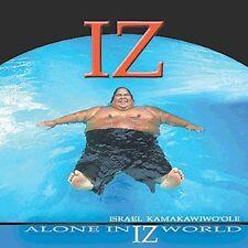 1 CENT CD Alone In IZ World - Israel Kamakawiwo'ole