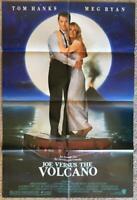 Meg Ryan Hanks JOE VERSUS THE VOLCANO 1990  1 Sheet 27x41 Org Movie Poster 1179