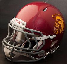 USC TROJANS NCAA Riddell Speed GAMEDAY Football Helmet w/ S2EG Facemask