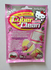HELLO KITTY Pink Cyber Clean KEYBOARD CELL CLEANER Strawberry Scent PUTTY Press