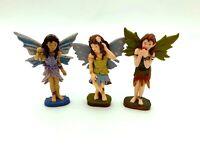 Becker & Mayer! Fairies Lot of 3 Fairy Figurines