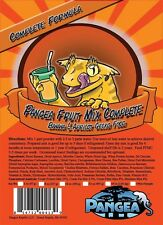 NEW FLAVOR Pangea COMPLETE Fruit Mix Banana Apricot Crested Day Gecko Diet 8oz
