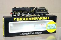 GRAHAM FARISH 1905 KIT BUILT LANGLEY LMS 4-6-0 JUBILEE CLASS LOCO 5736 PHOENIX m