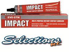 Evo-Stick impatto immediato contatto Adesivo 30g Tube di Multiuso Colla