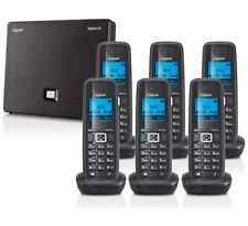 Gigaset N300AIP DECT Base With Answering Machine and Six A540H Handset - Inc VAT