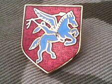 Airborne Pegasus Lapel Military Badge