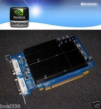 GENUINE Mac Geforce 6600 256mb PCIe Video Card For Apple PowerMac G5 Late 2005