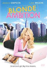 Blonde Ambition (DVD 2008) Jessica Simpson, Luke Wilson BRAND NEW SEALED!