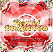 Bollywood Strings - Best Of Bollywood - New Factory Sealed CD