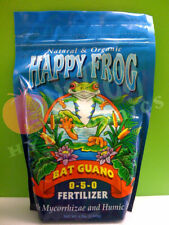 FoxFarm Happy Frog BAT GUANO 4 lbs Natural Organic Garden Fertilizer Fox Farm