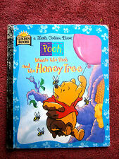 "A LITTLE  GOLDEN BOOK    ""WINNIE THE POOH AND THE HONEY TREE """