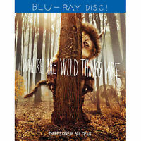 Where the Wild Things Are (Blu-ray/DVD, 2010)