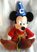 Mickey Mouse Sorcerer's Apprentice - Fantasia - Walt Disney World - 50cm
