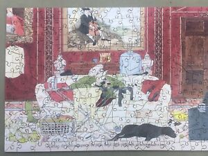 Wentworth Wooden Jigsaw Puzzle