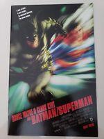 BATMAN SUPERMAN #20 (2015) DC 52 COMICS THE FUGITIVE MOVIE VARIANT COVER