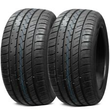 2 New Lionhart LH-Five 245/40R20 99W LX All Season Ultra High Performance Tires
