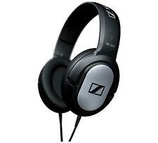 Sennheiser HD 201 Headphones - Black & Silver
