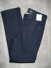 NEW Jaclyn Smith Womens Angel Straight Jeans Size 8