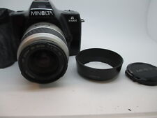 Minolta Alpha 7700i 35mm Film Camera w/ Minolta 35-80MM AF zoom lens