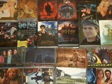 Movie / Film Trading Card Variation: Harry Potter, Indiana Jones, Terminator.