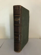 OPERE - GIACOMO LEOPARDI - edizione ordinata da ANTONIO RANIERI, 1860
