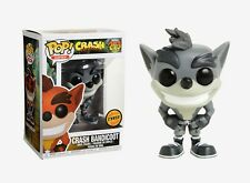 Funko Pop Juegos: Crash Bandicoot-Crash Bandicoot 25653 edición limitada de Chase