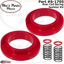 Prothane 6-1705  Rear Spring Isolators/Pads-Pair-Ford Focus 00-06-Poly