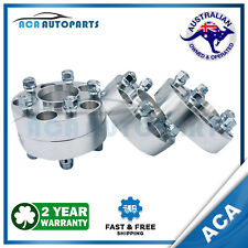 35MM Wheel Spacer Adapters 5x114.3 Hub Centric for Ford Falcon AU BA BF FG