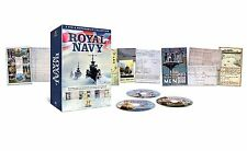 ROYAL NAVY 3 DVD & MEMORABILIA COLLECTION PRESENTED BY HRH PRINCE ANDREW BOX SET
