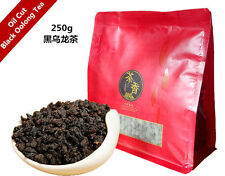 High Quality Black Oolong Tea Weight Loss Slimming Tea 250g Fresh Nature Oil Cut