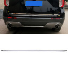 Accessories Rear Trunk Door Bottom Decor Cover Trim For Ford Explorer 2020 2021